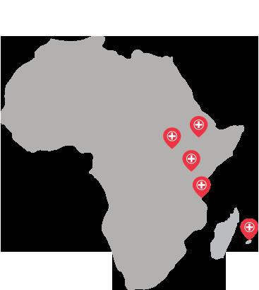 Response-Med in Africa